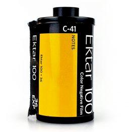 Kodak Ektar 100 met 36 opnames