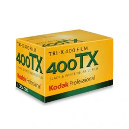 Kodak 400 Tri-X met 36 opnames