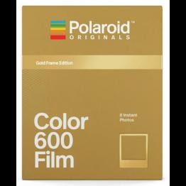 Polaroid Originals 600 Gold Frame Edition