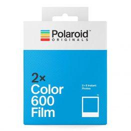 Polaroid Originals 600 2-pak kleuren film