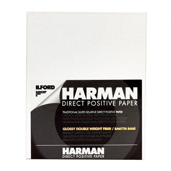 Harman Direct Positive Paper 4x5 inch 25 vel